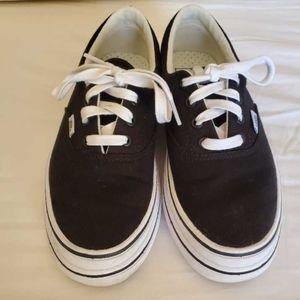 Vans ComfyCush 7.5 Black/True White